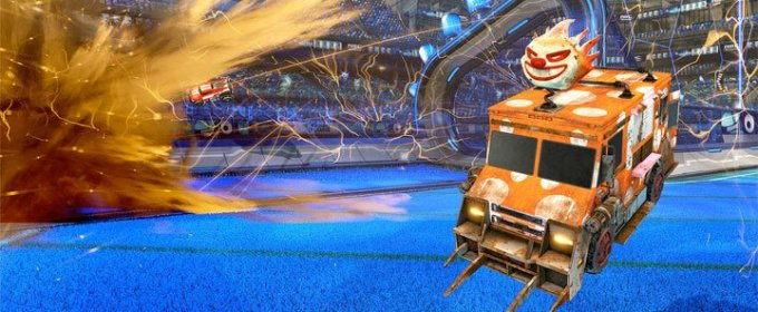 El glorioso caos de Rocket League