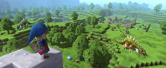 Playstation 4 edición Dragon Quest: Builders