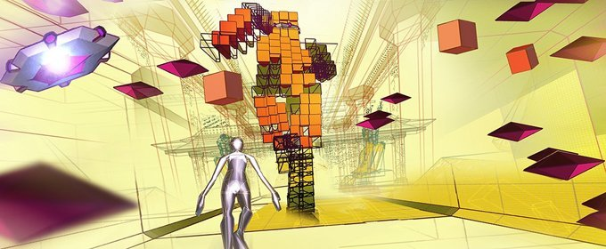 REZ Infinite me ha vendido un PlayStation VR