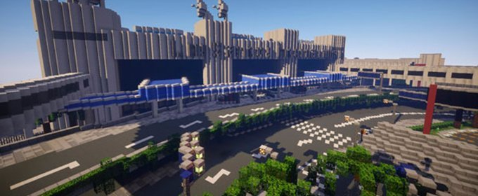 Vídeo: Grand Theft Auto V llega a Minecraft