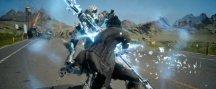 Me flipa el combate de Final Fantasy XV
