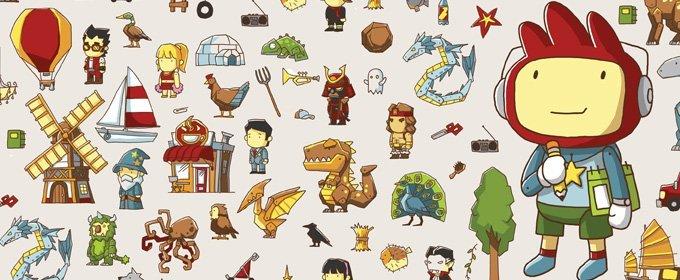 45 despedidos entre los creadores de Scribblenauts