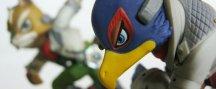 El amiibo de Falco desbloquea un nuevo Arwing en Star Fox Zero
