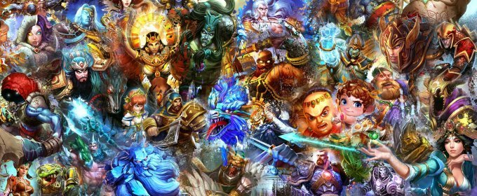 Smite alcanza los 60 fps en Playstation 4 y Xbox One