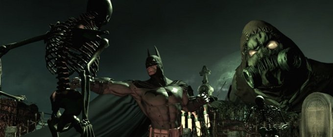 Podría llegar un recopilatorio de Batman Arkham