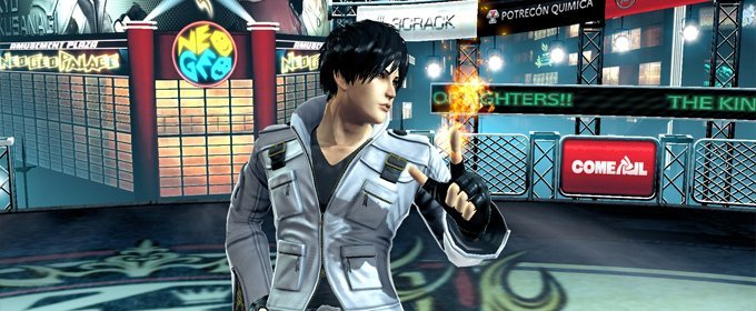 The King of Fighters 14 confirma su fecha de lanzamiento en Europa
