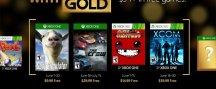 Juegos gratis de Xbox Live Gold de junio desvelados