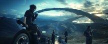 E3 2016 - Batalla contra jefe final en Final Fantasy XV