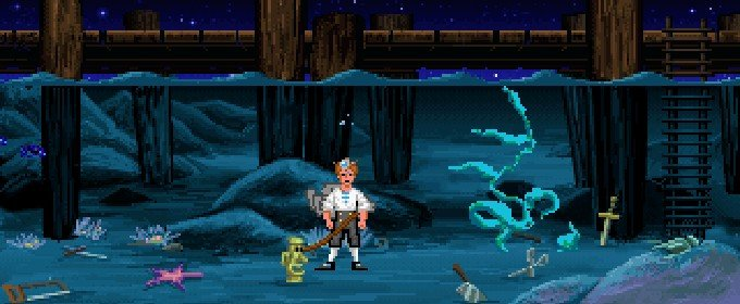 Ron Gilbert quiere la custodia de Monkey Island y Maniac Mansion