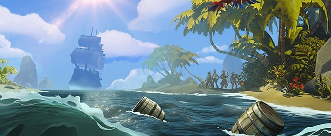 Sea of Thieves promete vivir la vida pirata