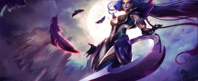 Ven a la fase alfa de League of Legends
