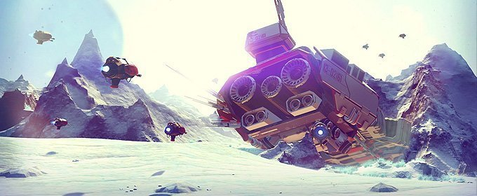 No Man's Sky tendrá diferentes servidores en PS4 y PC