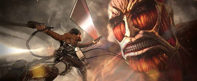 Requisitos de sistema para Attack on Titan: Wings of Freedom