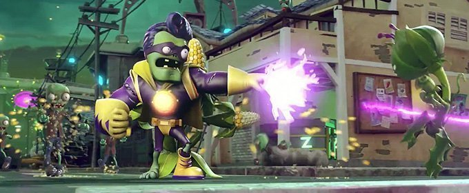Plants vs Zombies Garden Warfare 2 gratis en EA Access