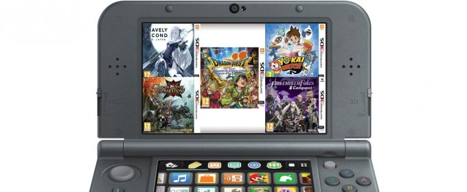 [SORTEO] ¡Participa y gana una New 3DS XL con Dragon Quest VII!
