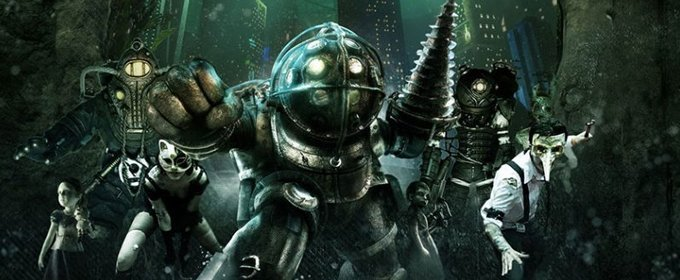 Bioshock The Collection no puede retransmitirse en directo