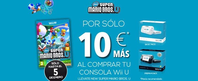 Marketing, Nintendo y la primera pedrada del año