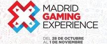 Esto es lo que nos espera en Madrid Gaming Experience
