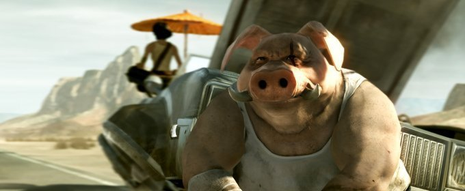 Beyond Good and Evil gratis en PC este mes