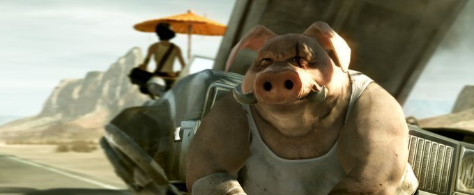 Ubisoft anuncia oficialmente el desarrollo de Beyond Good and Evil 2