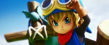 Dragon Quest Builders y su mundo semi abierto