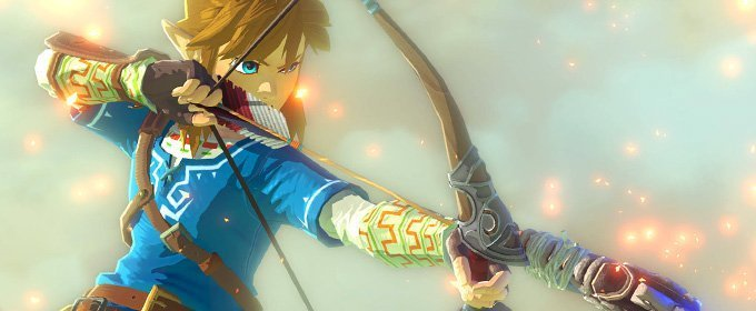40 minutos más de gameplay de Zelda Breath of the Wild