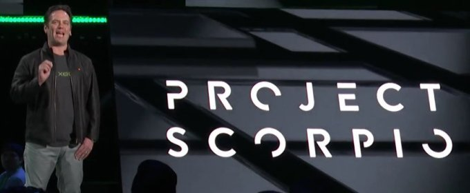 Phil Spencer habla sobre el progreso de Project Scorpio