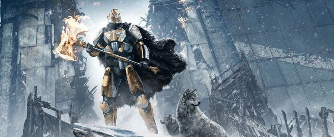El Estandarte de Hierro regresa a Destiny