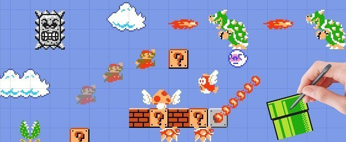 Super Mario Maker será compatible con Amiibo en 3DS