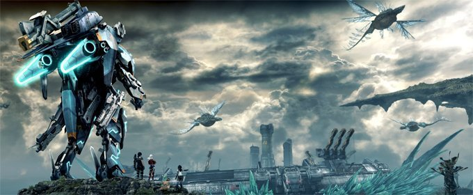 Xenoblade Chronicles X podría llegar a Nintendo Switch