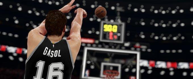 Actualización de NBA 2K17 para solucionar errores
