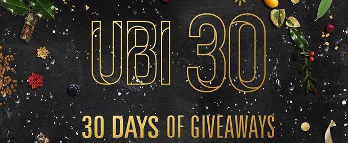 Calendario Ubisoft.Ubisoft Te Hace 30 Regalos En 30 Dias