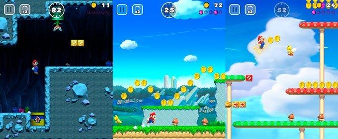 Super Mario Run tiene algunas ideas muy buenas
