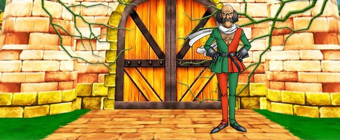 Juega a Dragon Quest VIII en 3DS para conocer a Morrie