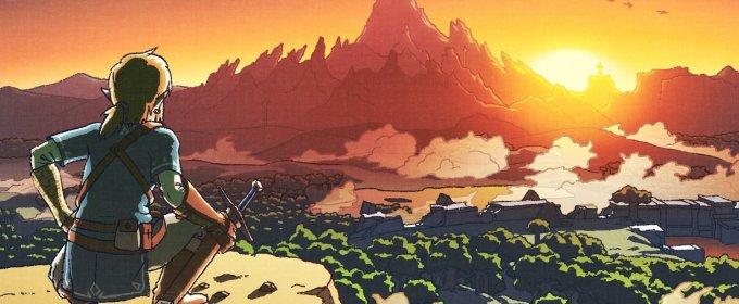 En Que Punto De La Cronologia Estara Zelda Breath Of The Wild