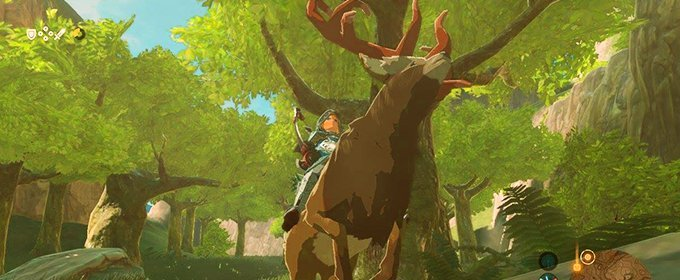 Los beneficios de Zelda Breath of the Wild para la educación