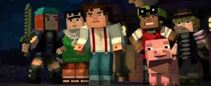 Minecraft Stoy Mode será más caro en Switch