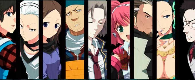 Zero Escape: The Nonary Games será publicado por Aksys
