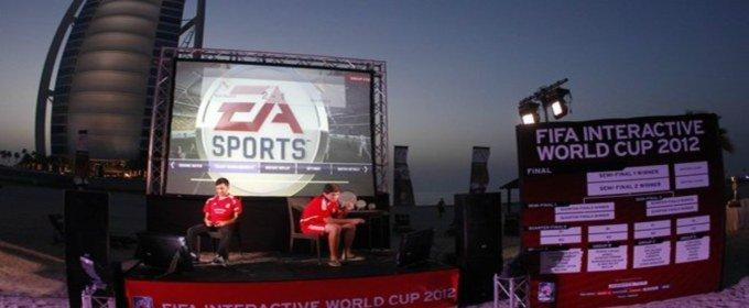 El Campeonato Mundial de FIFA 12 con presencia española
