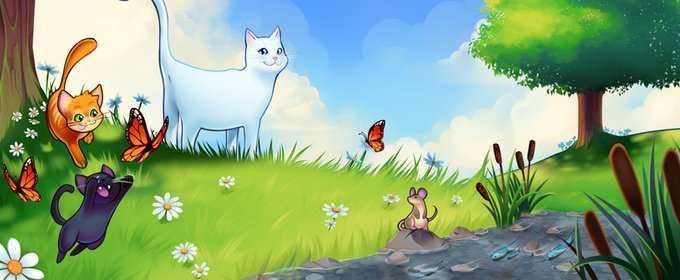Cattails: RPG y supervivencia felina