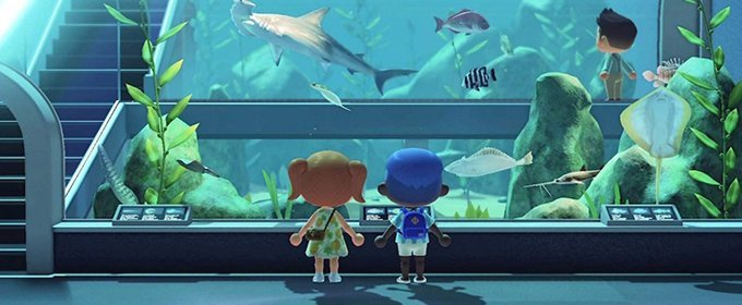 El museo de Animal Crossing New Horizons es un canto a la vida