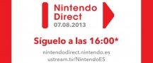 Sigue con nosotros el nuevo Nintendo Direct a partir de las 16:00