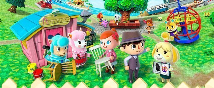 [CONCURSO] Gana juegos con tu mejor foto Pokémon en Animal Crossing: New Leaf