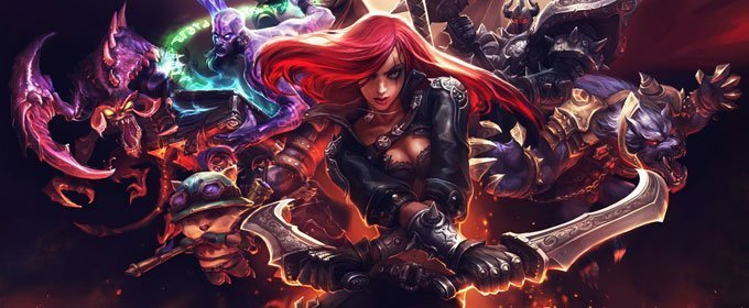 ¿Se explota poco League of Legends?