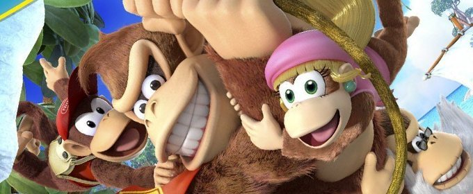 Nuevo tráiler de Donkey Kong Country: Tropical Freeze