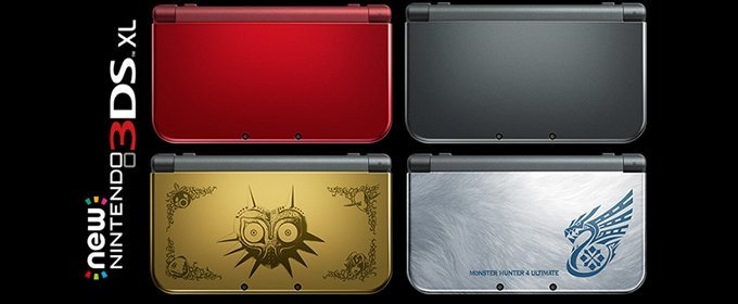 New Nintendo 3DS arrasa en Estados Unidos