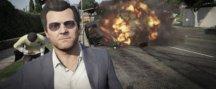 GTA V. Los videojuegos y los selfies