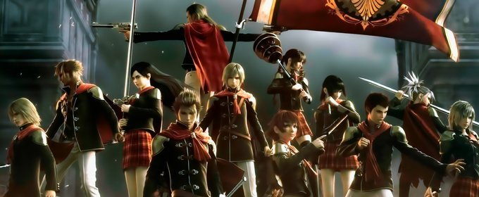 Final Fantasy Type-0 HD se la pega en Japón