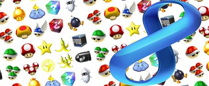 La historia de Mario Kart a través de sus items