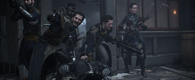 MGPodcast | The Order: 1886